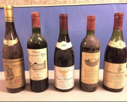 Antiquaire - Brocanteur - Dijon - Franck Neuville - Vins