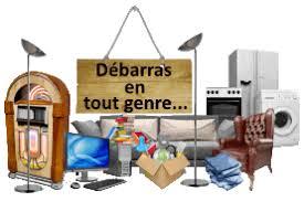Service débarras maison appartement grenier complet